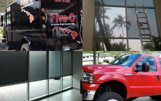Kapolei window tinting